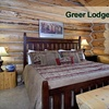 Greer Lodge Resort & Cabins - Eagar-Springerville: $99 for a Two-Night Stay in a Log Motel Room at Greer Lodge Resort & Cabins (Up to $318 Value)