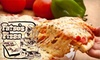 Fatso's Pizza - Paradise Valley: $10 for $20 Worth of Pizza and American Fare at Fatso's Pizza