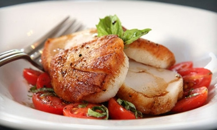 Mazara - Clayton: $12 for $27 Worth of Italian Dinner Fare at Mazara in Clayton (or $6 for $12 Worth of Lunch)