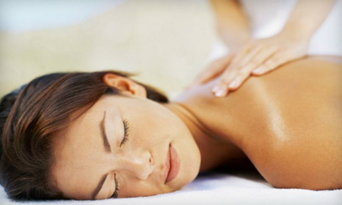 The Spa at Hilton Woodcliff Lake - Spa at Hilton Woodcliff Lake: $45 for a Swedish Massage with Aromatherapy at The Spa at Hilton Woodcliff Lake ($100 Value)