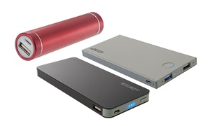 Accellorize Portable Power Bank (1 or 2-Pack) at Accellorize Portable Power Bank (1 or 2-Pack), plus 9.0% Cash Back from Ebates.
