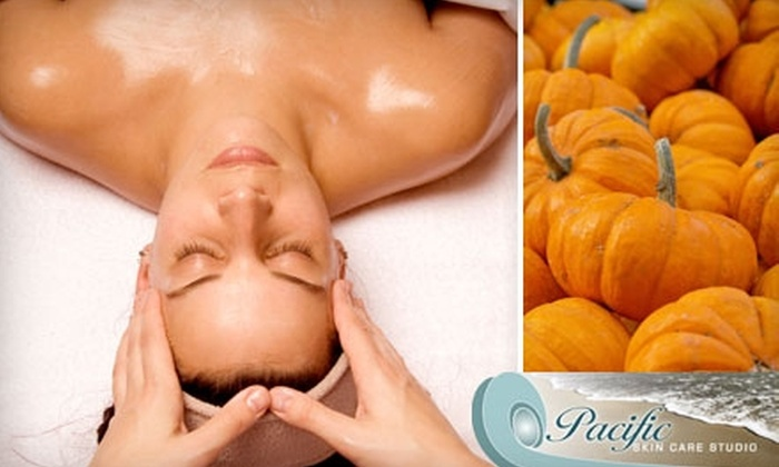 Pacific Skin Care Studio - Encinitas: $40 for a Pumpkin-Sake Peptide Peel at Pacific Skin Care Studio ($110 Value)