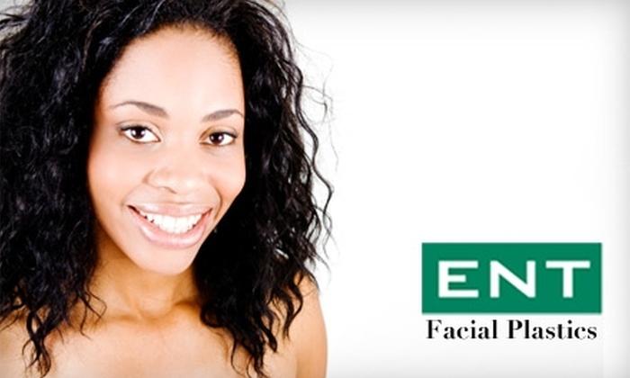ENT Facial Plastics - Fort Wayne: $40 for Skin Consultation and Microdermabrasion at ENT Facial Plastics ($85 Value)