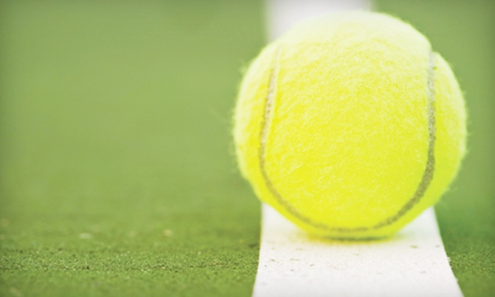 Ideal Tennis Academy - Far North Central: Private or Group Lessons at Ideal Tennis Academy. Three Options Available.