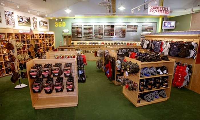 All Out Baseball - Multiple Locations: $30 for $65 Worth of Baseball and Softball Equipment and Accessories at All Out Baseball