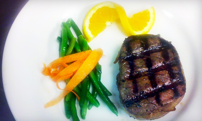 Cafe 113 - Decatur: $20 for $40 Worth of Upscale American Fare at Cafe 113
