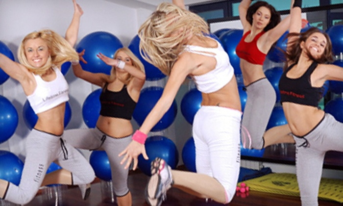 Apex Zumba - Apex: $25 for 10 Drop-In Classes at Apex Zumba ($50 Value)