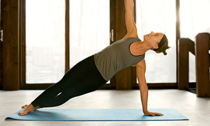 MiMi Yoga for Everyone - Hoboken: Five or Ten Adult Classes at MiMi Yoga for Everyone in Hoboken