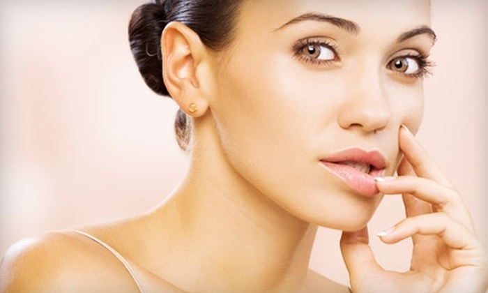 Sholar Center - Evansville: Med-Spa Treatments at the Sholar Center. Two Options Available.