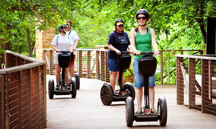 Cowtown Segway Tours - Downtown Fort Worth: $29 for a 90-Minute Segway Tour from Cowtown Segway Tours ($59 Value)