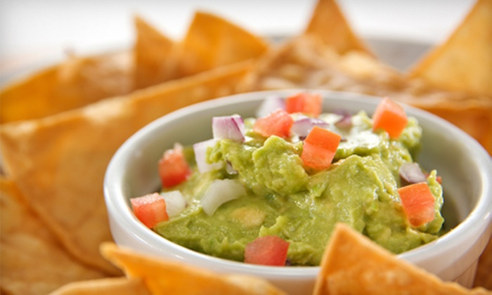 Cien Agaves - Downtown Scottsdale: Authentic Mexican Dinner for Four or $10 for $20 Worth of Mexican Fare at Cien Agaves in Scottsdale
