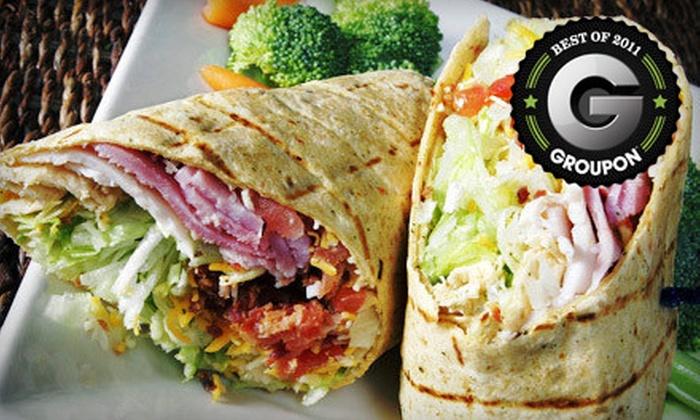 Okoboji Grill - Multiple Locations: $10 for $20 Worth of American Fare at Okoboji Grill