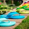Half Off Eco-Friendly Sandals from Okabashi