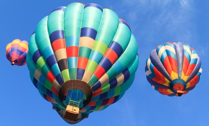 Wertgutschein über 120 € anrechenbar auf ein 3- bis 4-stündiges Ballon-Event von Sun Ballooning für 59 €