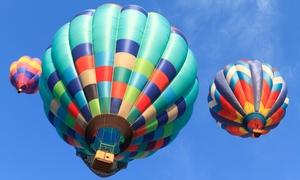 Sun Ballooning: Wertgutschein über 120 € anrechenbar auf ein 3- bis 4-stündiges Ballon-Event von Sun Ballooning für 59 €