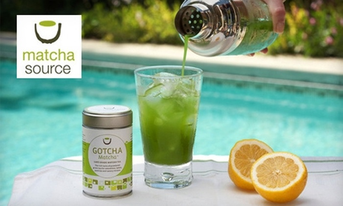 Matcha Source: $14 for $28 Worth of Matcha Tea and More from Matcha Source LLC