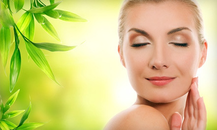 Rejuvin8 - Evergreen Historic District Association: $39 for a Hydrating Facial and Hand Treatment at Rejuvin8 ($100 Value)