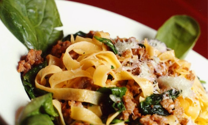 Cafe 322 - Sierra Madre: $20 for $40 Worth of Italian Cuisine at Cafe 322 in Sierra Madre