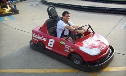 Go-Karting Outing for 2 (a $65 total value) - Kissimmee Go-Karts in Kissimmee