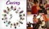 Curves - Multiple Locations: $25 for a Two-Month Membership and Weight-Management Classes at Curves ($217 Value)