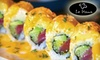 Soho Asian Fusion Bistro & Lounge - Corbet - Terwilliger - Lair Hill: $20 for $50 Worth of Sushi and More for Dinner Only at Soho Asian Fusion Bistro & Lounge