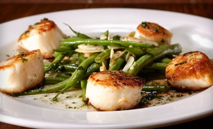 $50 Groupon Valid Tues.-Thurs. - Tree Bistro in Manhattan