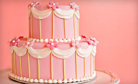Three-Hour Fondant-Based Cake-Decorating Class for One (a $175 value) - New Jersey Sugar Art Academy in Freehold