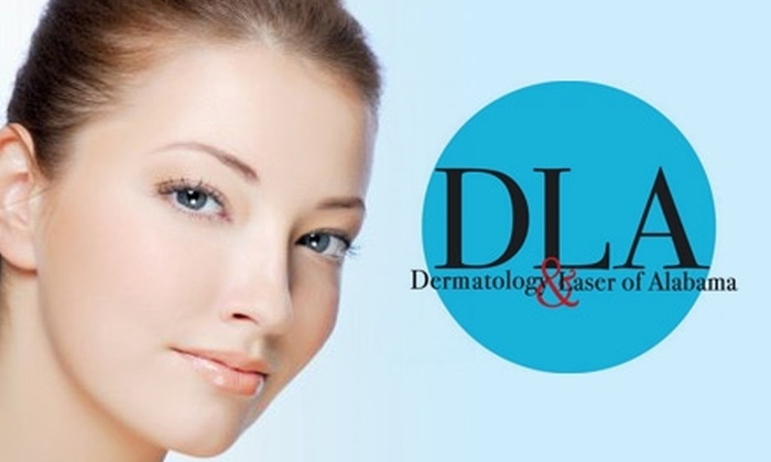 Dermatology & Laser of Alabama  - Mountain Brook: $79 for The Opulence Oxygen Infusion Facial at Dermatology & Laser of Alabama ($195 Value)