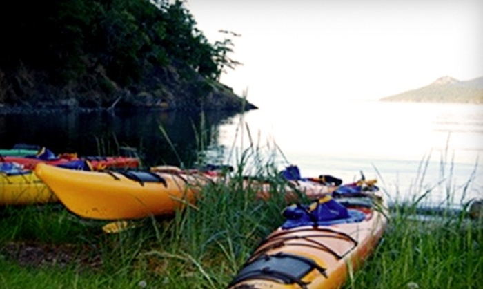 Orcas Outdoors - Orcas: $159 for a Two-Day, One-Night, All-Inclusive Orcas Island Experience from Orcas Outdoors ($389 Value)