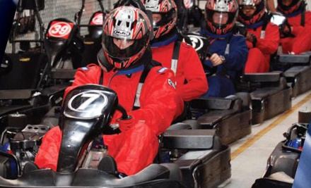 Hot Laps Session and an Annual GoKart Racer License TuesdayFriday in May - GoKart Racer in Burlingame