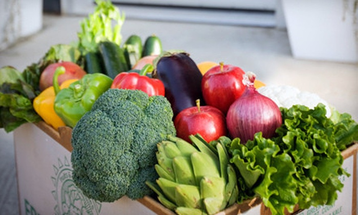 Basis: Organic Grocery Delivery from Basis (Up to 62% Off). Three Options Available.