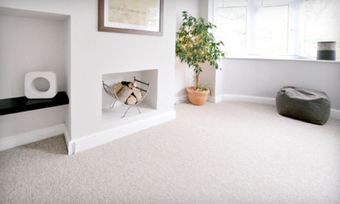 Colorado Springs Carpet Cleaning - Denver: Two, Four, or Six Rooms of Carpet Cleaning from Colorado Springs Carpet Cleaning (Up to 59% Off)