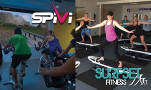The Firm Cardio Studio: Up to 58% Off Group Fitness Classes at The Firm Cardio Studio