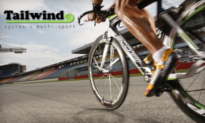 Tailwind Cycles - Fort Mill Commons: $32 for a Basic Bike Tune-Up at Tailwind Cycles & Multisport in Fort Mill ($65 Value)
