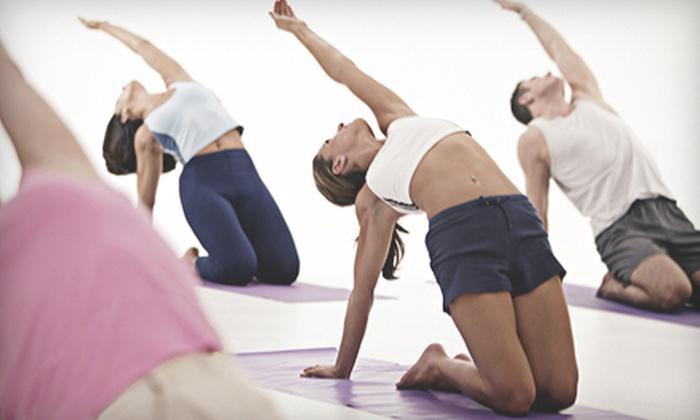 Sculpt Fusion Yoga - Carmel Valley: $39 for 10 Classes at Sculpt Fusion Yoga ($139 Value)