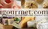 Igourmet: $20 for $40 Worth of Gourmet Gift Baskets and More from igourmet.com
