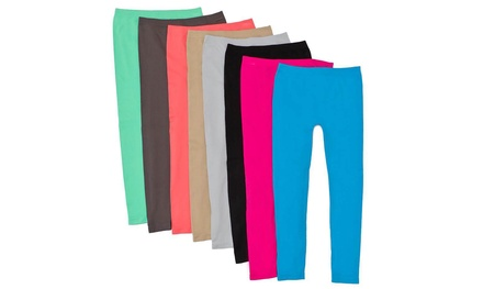 8-Pack of Women's Capris
