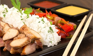 China Inn Restaurant: Chinese Cuisine at China Inn Restaurant (35% Off). Two Options Available.