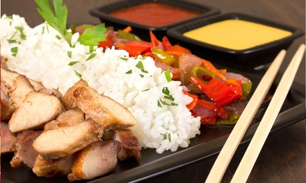 Chinese Cuisine at China Inn Restaurant (35% Off). Two Options Available.