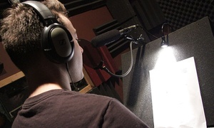The Foxhole Chicago: $950 for a Voice-Over Demo and Private Coaching for One at The Foxhole Chicago ($1,900 Value