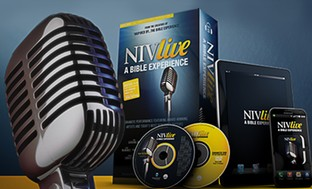 NIV Live: A New Bible Experience Audiobook