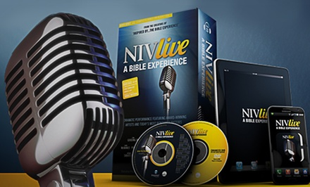 Celebrity-Voiced Audiobook of The Bible on 79 CDs. Free Returns.