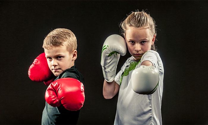 Bruno's Self Defense and Krav Maga - Multiple Locations: 5 or 10 Kids' Martial-Arts Classes at Bruno's Self Defense and Krav Maga (Up to 67% Off)