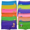 Girls Character Boyshort Underpants (6-Pack)