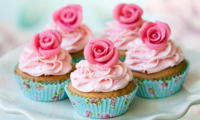 Bella's House of Sweets - San Leandro: Two Dozen Cupcakes at Bella's House of Sweets (Half Off)
