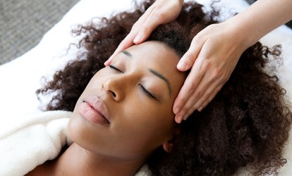 One or Three Reiki Treatments at Indigo Bodyworks inside Infused Beauty Bar (Up to 63% Off)