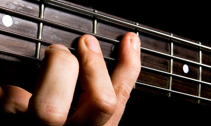 American Guitar Academy - Grosse Ile: $49 for Four Private Guitar Lessons with Free Lesson e-Book at American Guitar Academy ($129.95 Value)