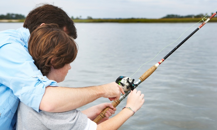 Captain Nate - Bradenton: $199 for a Four-Hour Inshore Fishing Charter from Captain Nate ($400 Value)