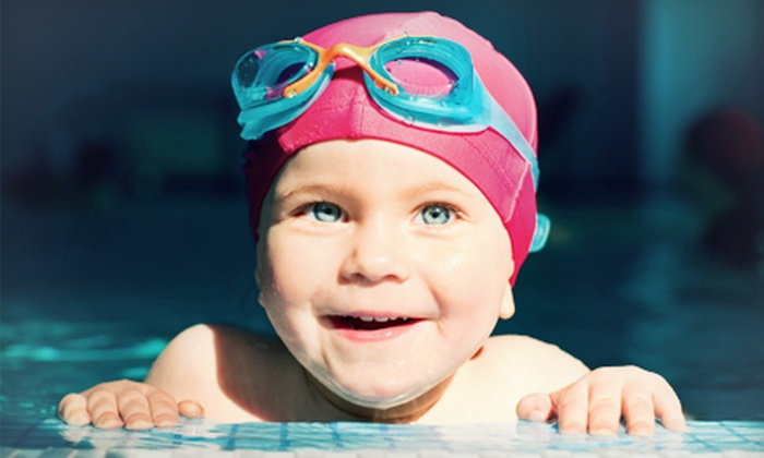Georgia Aquatic Center - Watkinsville: Four or Eight 30-Minute Indoor Swimming Lessons at Georgia Aquatic Center (Up to 53% Off)