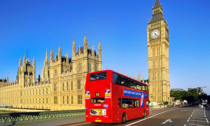 Superbreak London Rail And Hotel